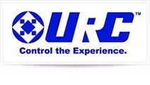 Sistema control URC